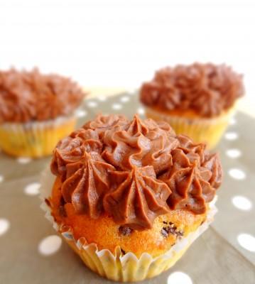 Mandise cupcake