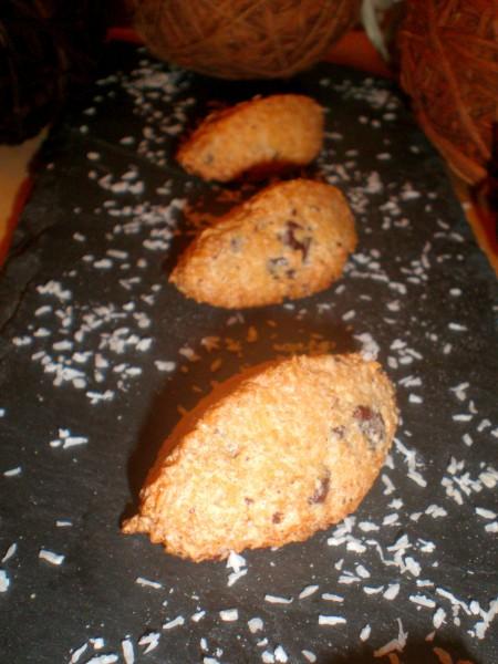Bredeles rocher coco