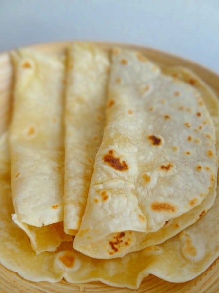 Tortillas maison - Comment faire des tortillas ...