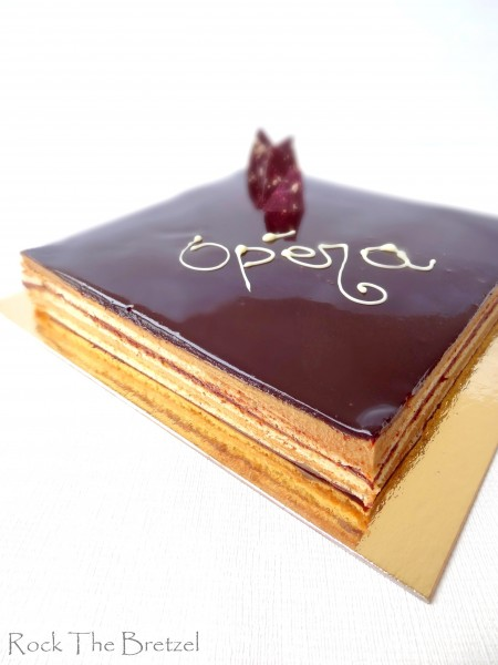 opera cake how to make