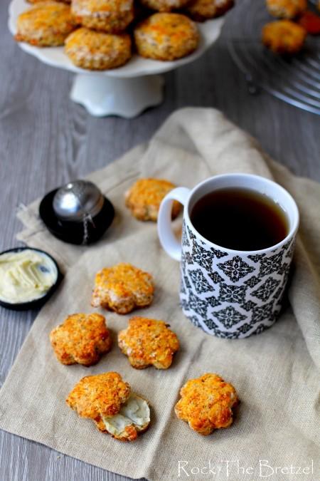 Mini scones abricot noix de coco (40)