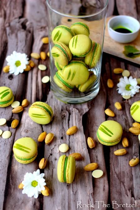 Macaron pistache (14)