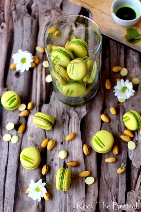 Macaron pistache (23)