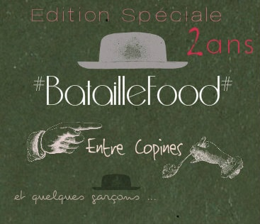 Bataille food anniversaire