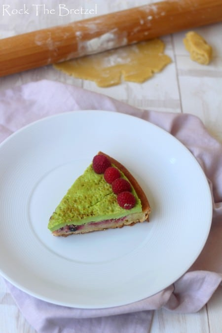 Tarte fruits rouges pistache (78)