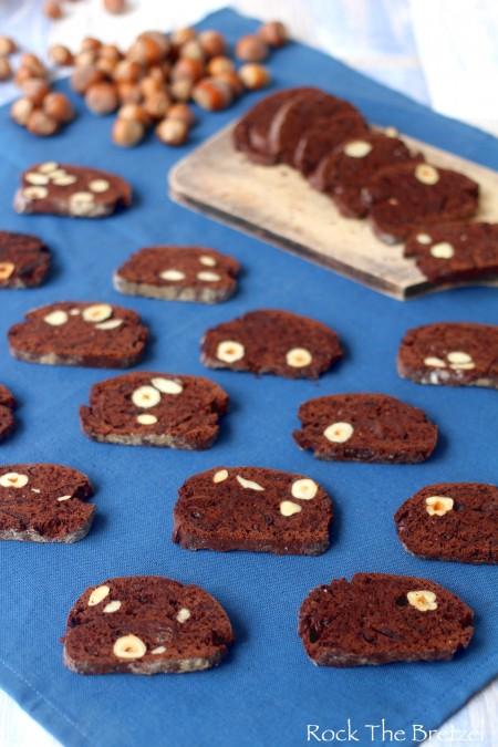 Biscotti choco noisettes