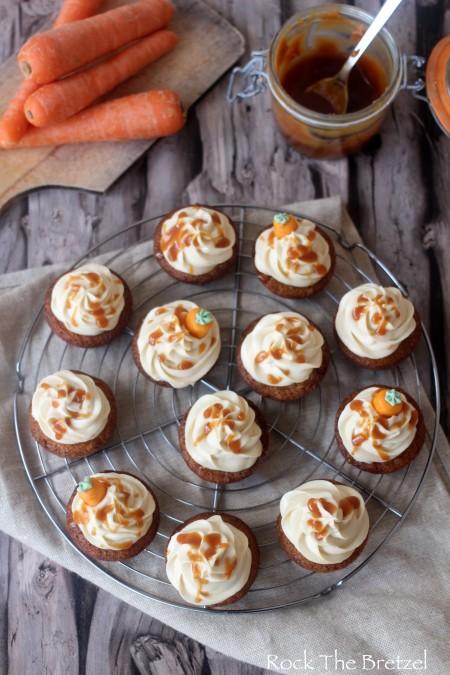 Carrot Cupcake87