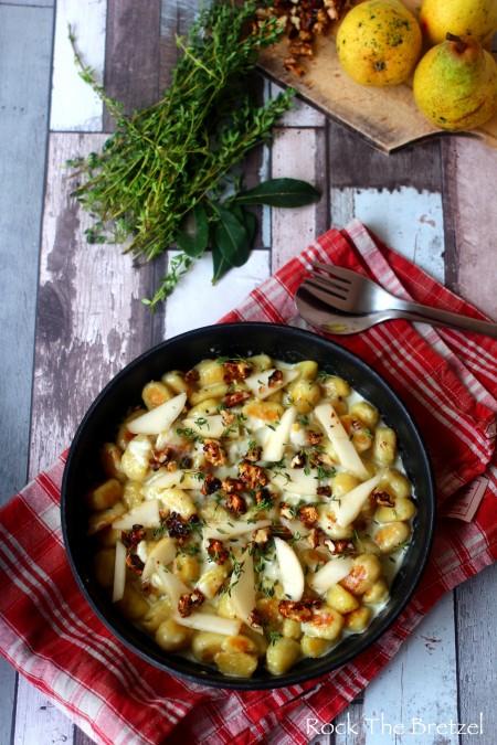 Gnocchi poire gorgonzola32