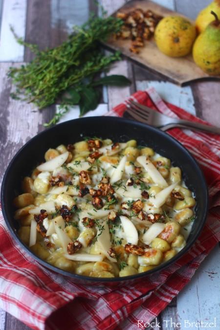 Gnocchi poire gorgonzola6