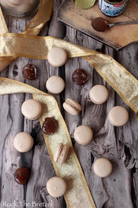 Macarons marrons19
