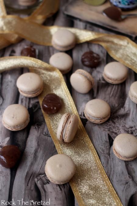 Macarons marrons39
