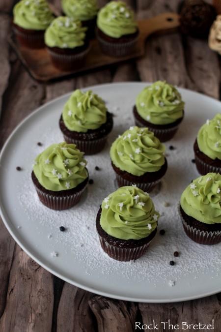 Cupcake chocolat pistache48