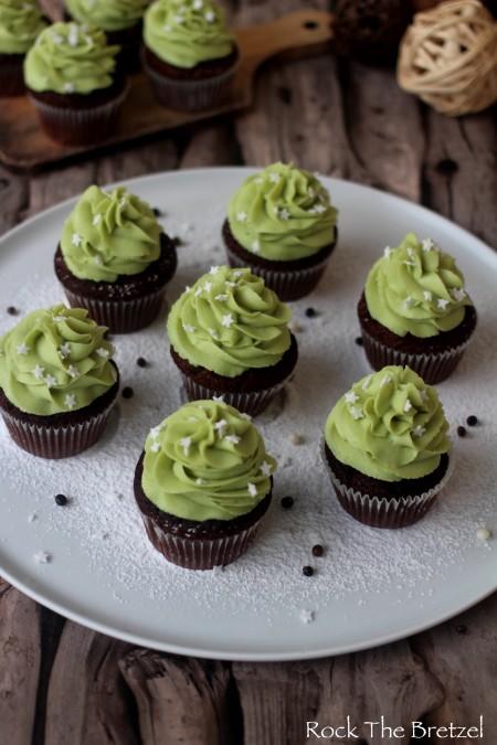Cupcake chocolat pistache49
