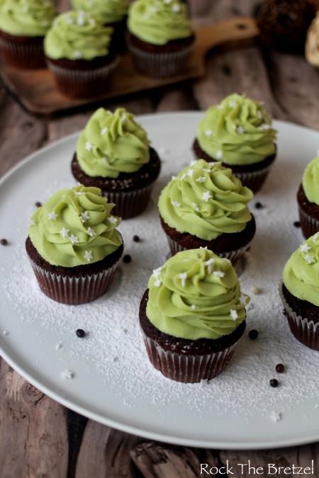 Cupcake chocolat pistache56