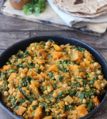 Curry végétarien91