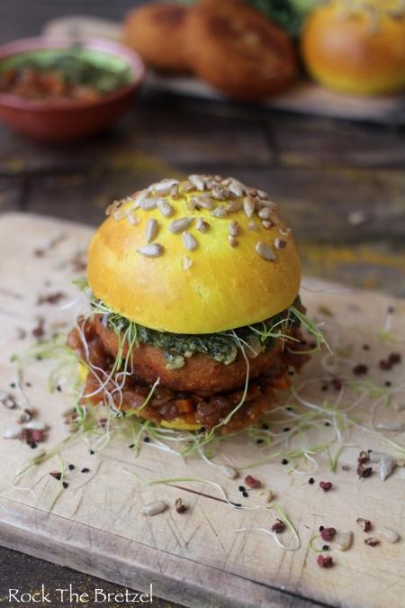 Indian Burger100