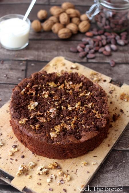 Brownies chocolat et noix