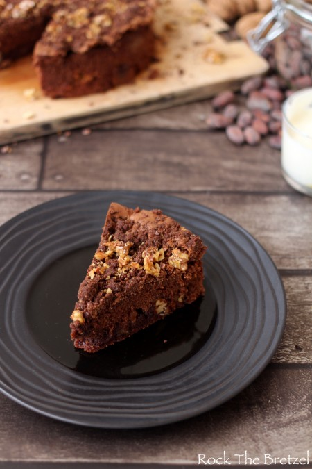 Brownies chocolat et noix97
