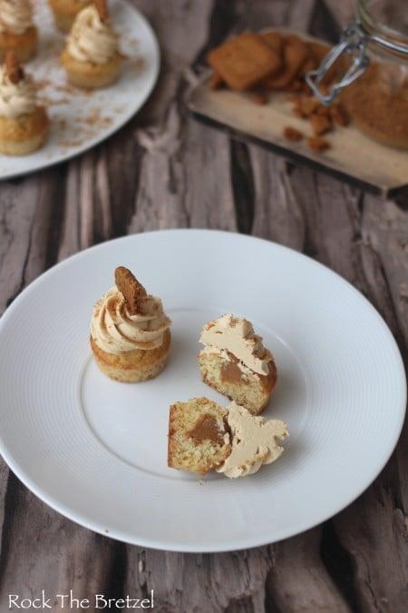 Cupcake speculoos84