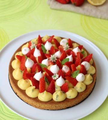 Fantastik citron fraise basilic7