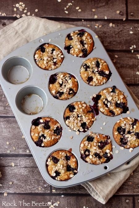 Muffins sains myrtille13