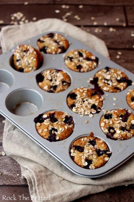 Muffins sains myrtille35