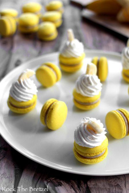 macarons-banane14