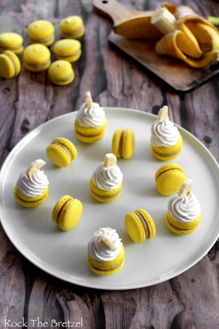 macarons-banane6