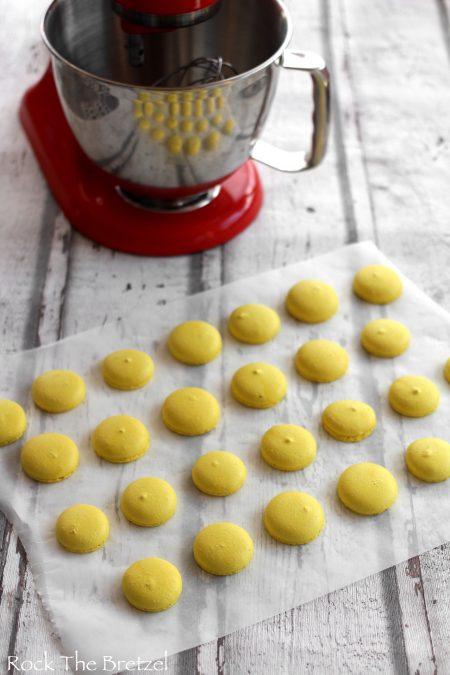 macarons-banane98