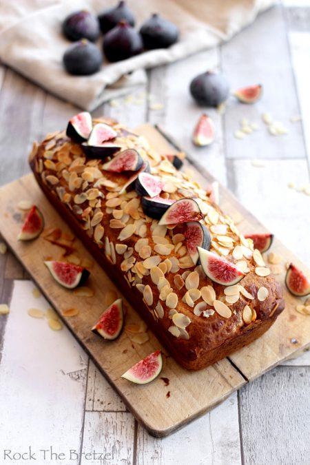 cake aux figues et au miel secrets culinaires g teaux et p tisseries blog photo. Black Bedroom Furniture Sets. Home Design Ideas