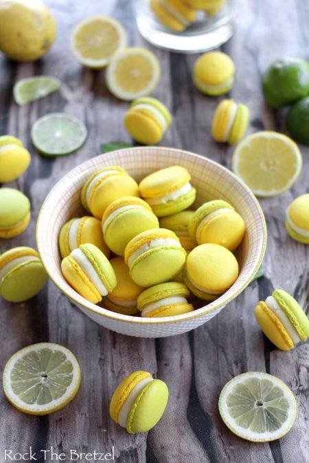 Macarons-mojito113